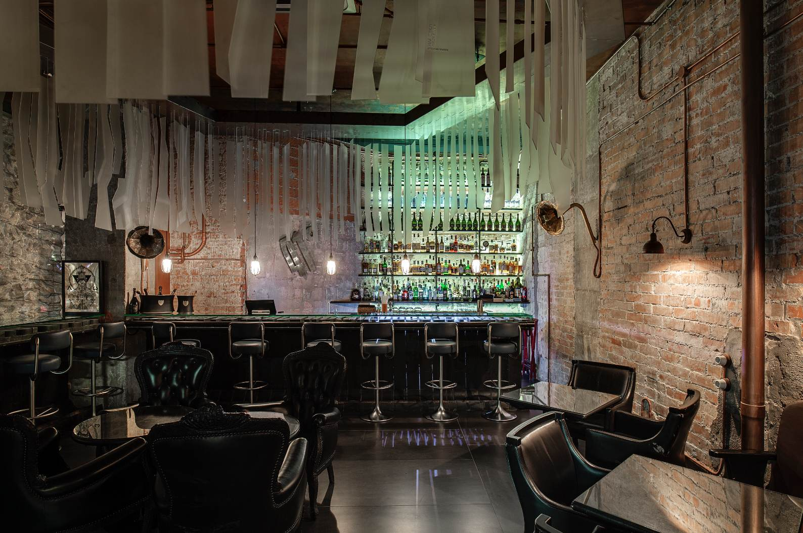 restaurant enigma barcelone