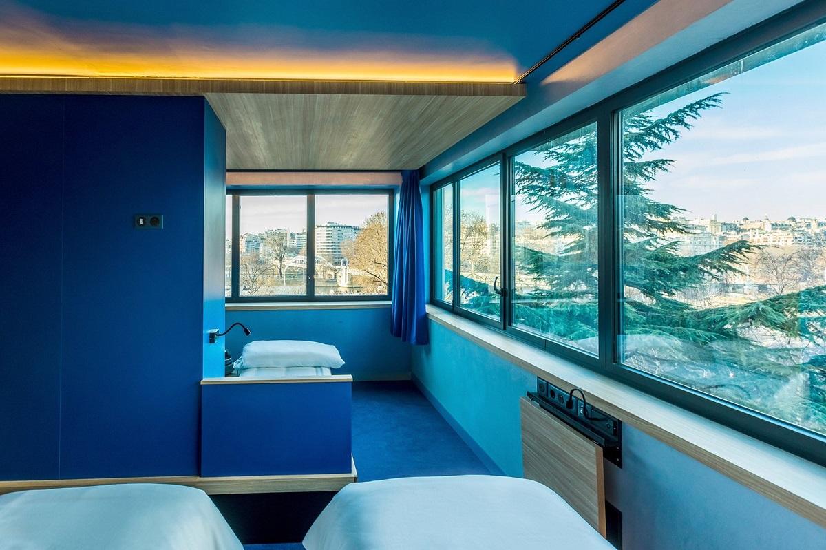 chambre hôtel Yooma de Ora ito